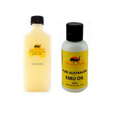 Emu Oil Home and Away Pack