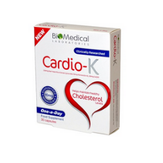 Cardio K Cholesterol Manage