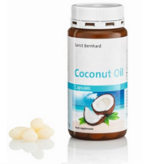 Coconut Oil Capsules 500mg