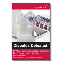 Diabetes Deafeted Book