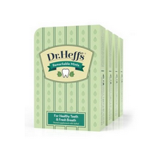 Dr Heff's (4 pack) - the sugar free mint that repairs your teeth