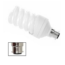Energy Saving SAD Bulbs - Pack of 2 Bayonet Bulbs