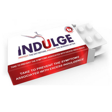 Indulge - Hangover prevention cure