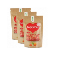 Multi Vit and Minerals 3 Pack