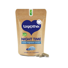 Together Health Night Time Magnesium Complex 60 Capsules