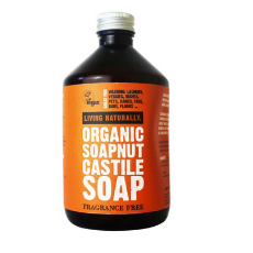 Organic Castille Soap Nut Soap 500ml