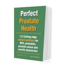 Perfect Prostate Health Book
