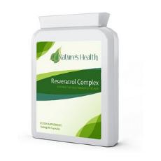 Resveratrol Capsules, 150mg (90 Capsules)