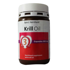 Pure Superba Krill Oil Sanct Bernhard 90 capsule