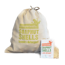 Soap Nut Shells - 1 kg Bag