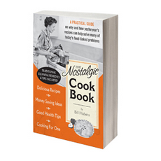 The Nostalgic Cook Book