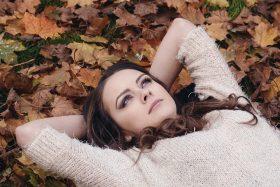 healthy heart in autumn