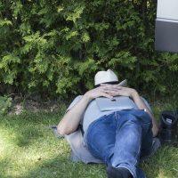 a healthy siesta